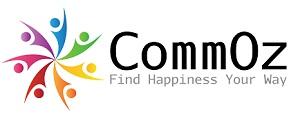 CommOz Logo